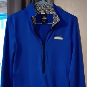 Victoria's secret half zip workout jacket